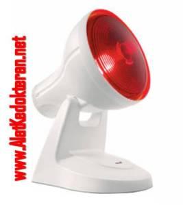 jual lampu philips-infraphil untuk terapi kesehatan dengan lampu infra merah di malang surabaya